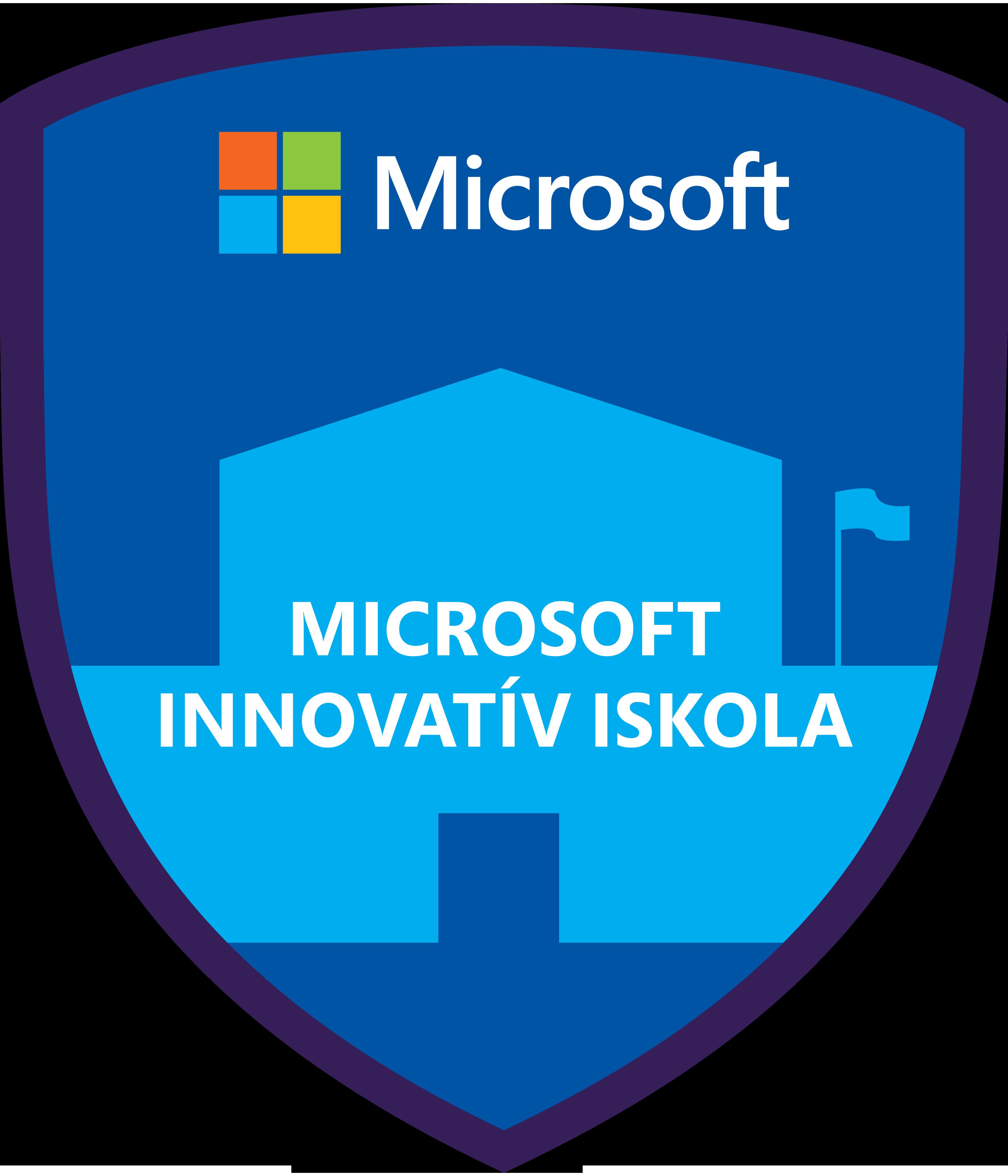 Microsoft Innovatív Iskola lettünk